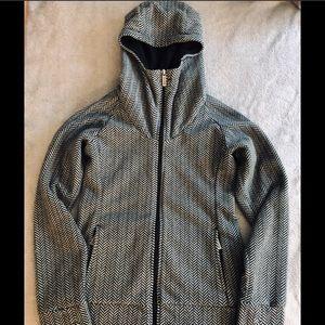 Bench fleece zip up hoodie